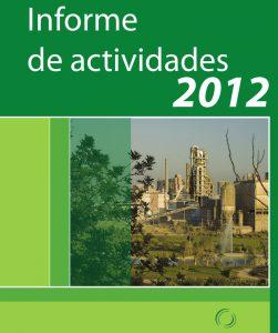 Informe de Actividades de Oficemen 2012
