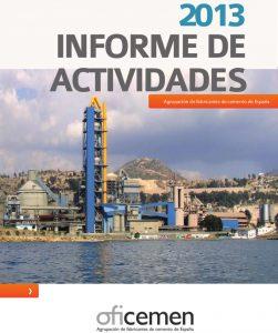 Informe de Actividades de Oficemen 2013