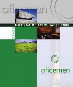 Informe de actividades Oficemen 2008