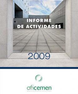 Informe de actividades Oficemen 2009