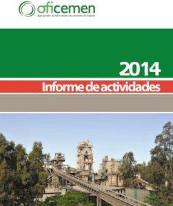 Informe de Actividades de Oficemen 2014