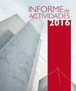 Informe de Actividades de Oficemen 2016